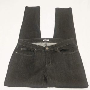 Eileen Fisher Black Jeans Size 10
